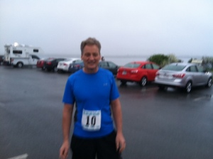 "Maine Marathon #20 ""I think I can, I think I can, I think I can"", (The Little Engine that Could)"