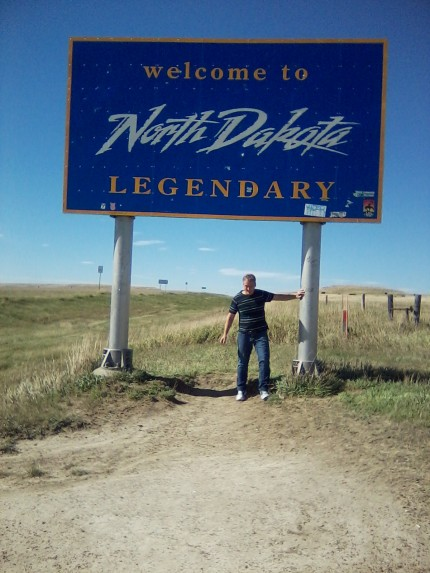 North Dakota...Legendary