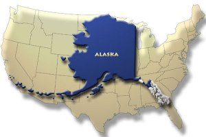 I feel maps have lied to me all these years about the size of Alaska.